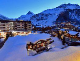 L'adresse d'un hotel de luxe en Savoie dans la Tarentaise