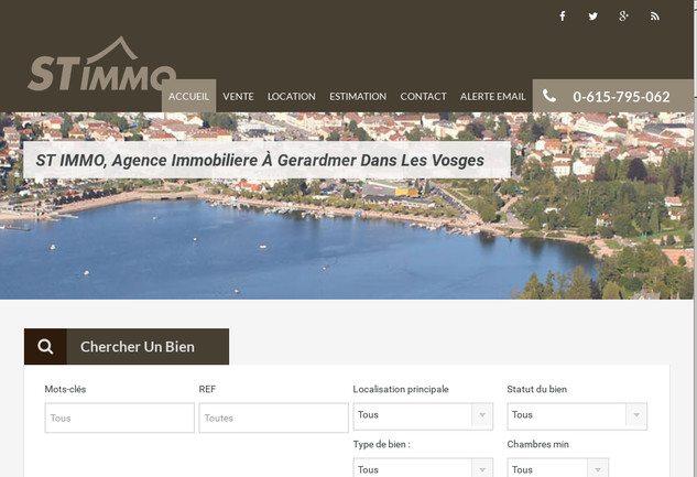 Agence immobilière Vosges