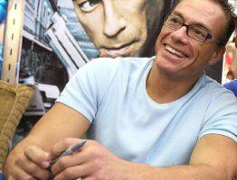 Je veux être musclé comme Jean-Claude Van Damme !