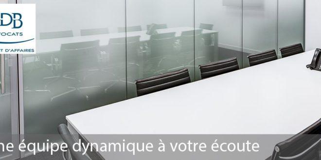JDB, cabinet d'avocats en droit des affaires à Paris