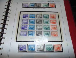Albums philatéliques pour ranger vos timbres