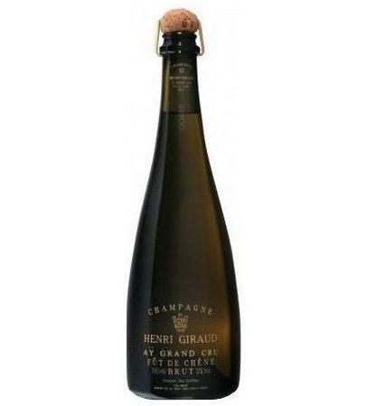 champagne henri giraud à Ay