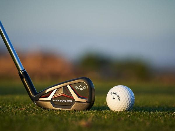 materiel de golf de marque