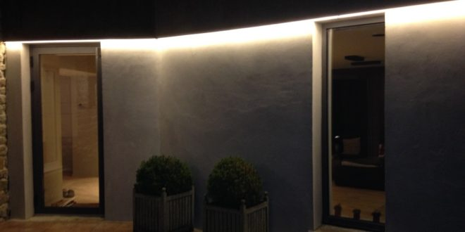 Utilisez le néon flexible partout dans votre logement